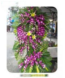 hoa chia buồn hcb 39