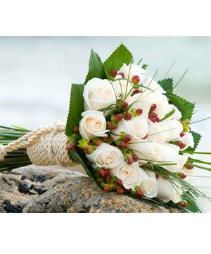 hoa cầm tay cô dâu 16