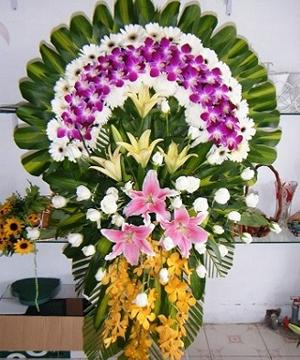 hoa chia buồn 12