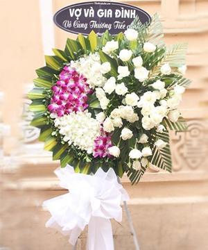 hoa chia buồn 15