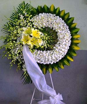 hoa chia buồn 18