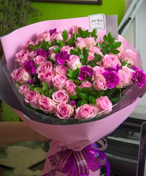 hoa tình yêu 01