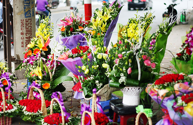 shop hoa tươi tỉnh yên bái