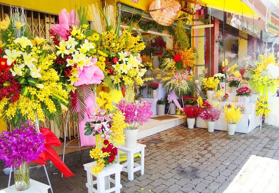 shop hoa tươi tỉnh long an