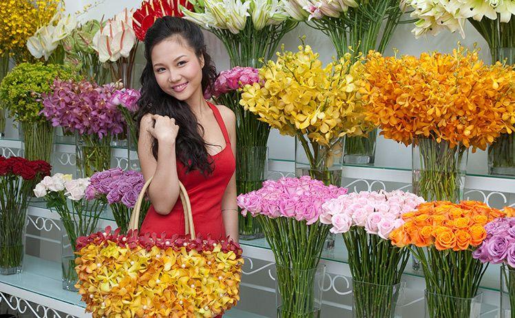 shop cửa hàng dịch vụ mua gửi điện hoa