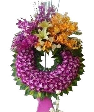 vòng hoa tang lễ quận 10