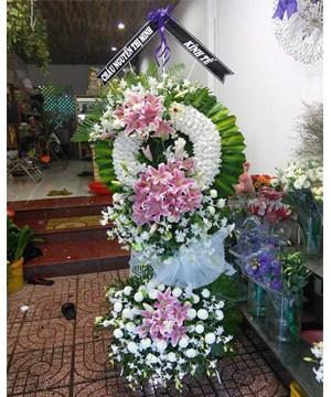 vòng hoa tang lễ quận phú nhuận