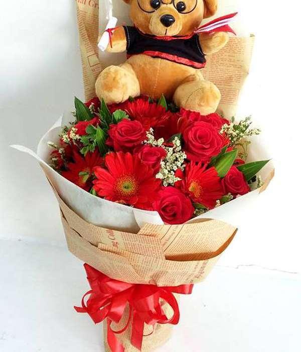 bo hoa tặng sinh nhật đẹp
