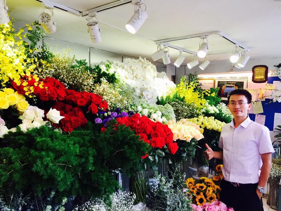 shop hoa tươi quận thủ đức