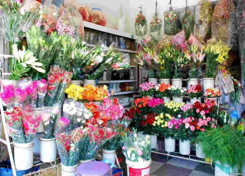 shop hoa tươi tỉnh bình dương