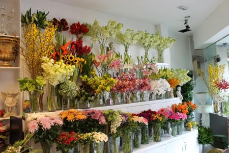 tiệm hoa tươi quận 2