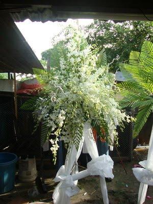 hoa lễ tang