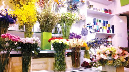 shop hoa tươi quận 10 tphcm