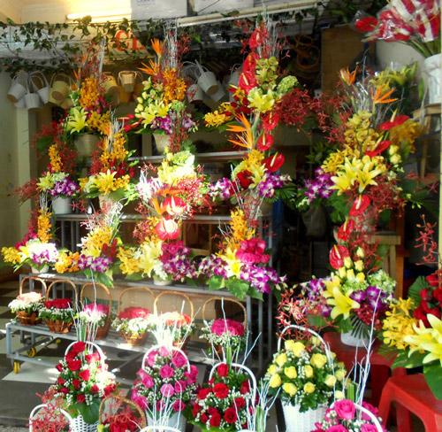 shop hoa tươi quận 12 tphcm