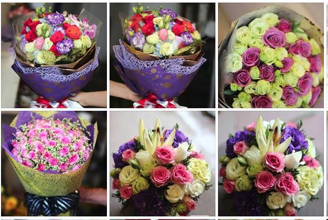 shop hoa tươi quận 8 ở tphcm