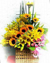 shop hoa tươi tại quận 1