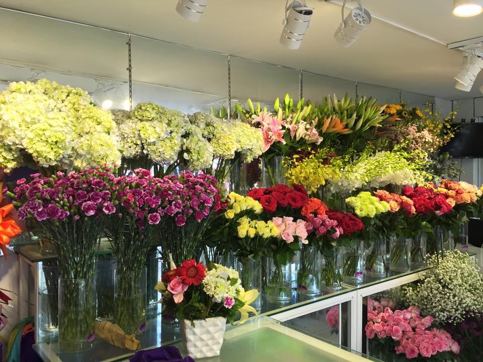 tiệm hoa tươi quận thủ đức