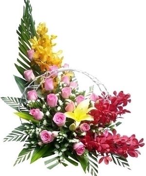 hoa sinh nhật hsn 153