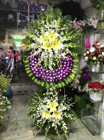 tiệm hoa tươi huyện nhà bè