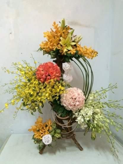 tiệm hoa tươi quận 10