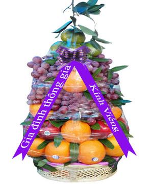 giỏ trái cây gtc 12