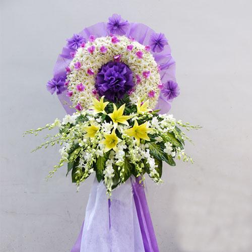 hình ảnh hoa chia buồn