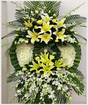 hoa chia buồn hcb 59