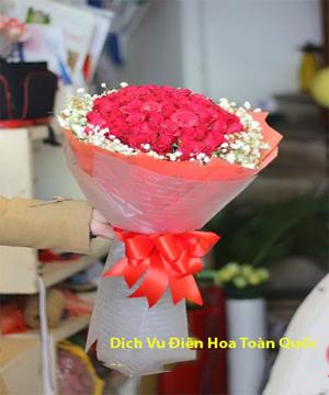 bó hoa 16