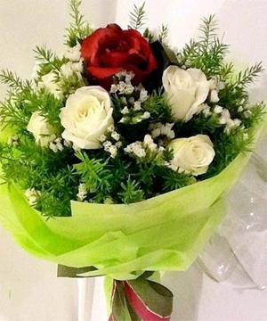 bó hoa 17