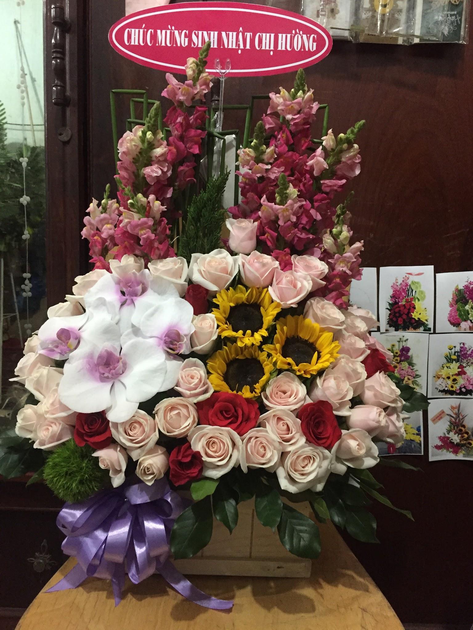 cửa hàng hoa quận thủ đức tphcm