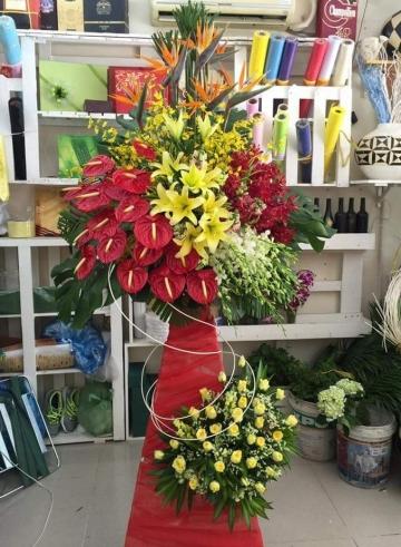 cửa hàng hoa tươi ở bạc liêu