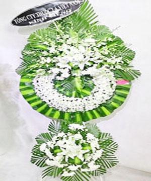 hoa chia buồn hcb 61