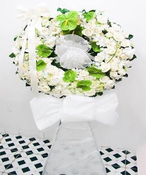 hoa chia buồn hcb 66