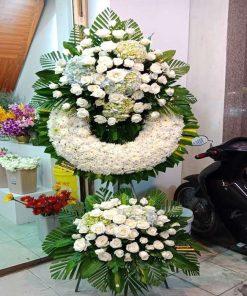 hoa chia buồn hcb 67
