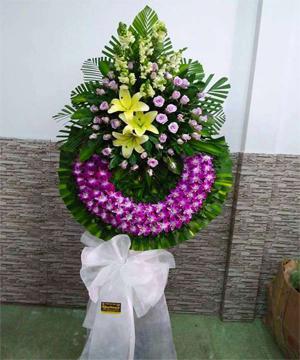 hoa chia buồn hcb 69