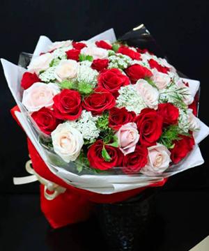hoa tình yêu hty 107