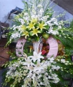 đặt vòng hoa tang lễ hcm