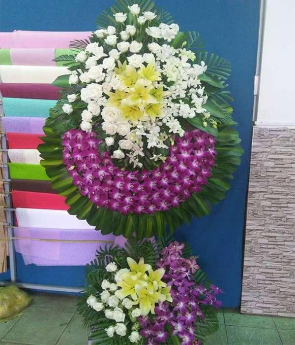 vòng hoa tang lễ thanh hóa