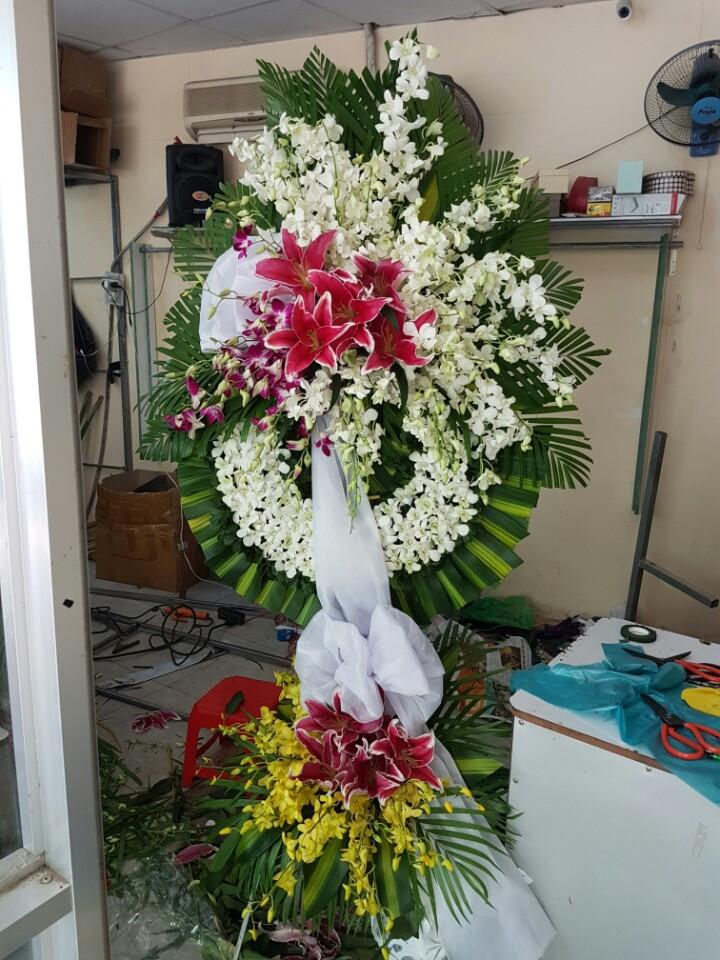 điện hoa tang lễ quận 2