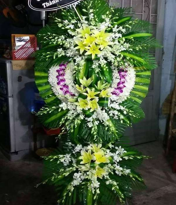 shop bán vòng hoa tang lễ quận 3