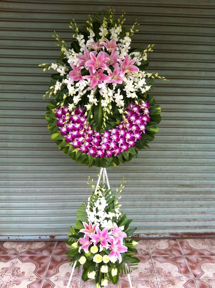 shop hoa tang lễ huyện củ chi