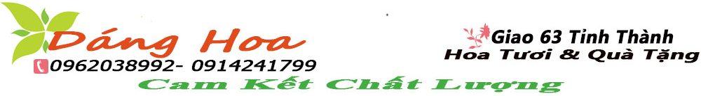 Shop Hoa Tươi Dáng Hoa | Cửa Hàng Bán Hoa Tươi Đẹp Nhất
