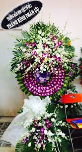hoa đám tang huyện nhà bè