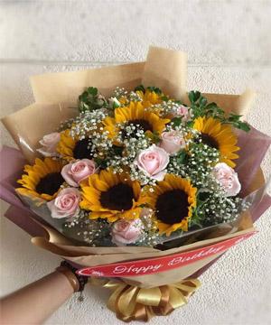 bó hoa bh 31