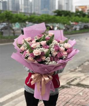 bó hoa bh 32
