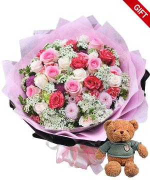 bó hoa bh 36