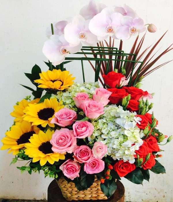 hoa tươi quận 4