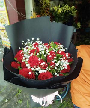 bó hoa bh 40