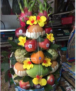 giỏ trái cây gtc 19