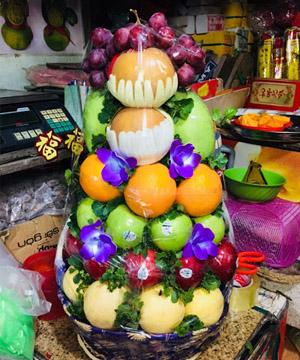 giỏ trái cây gtc 22